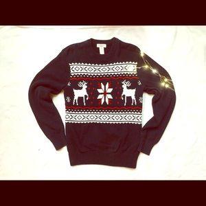 Vintage dockers    Christmas crewneck sweater